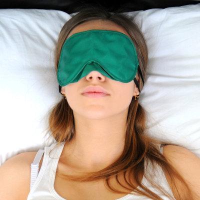 Almohada de ojo