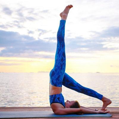 Estera de yoga