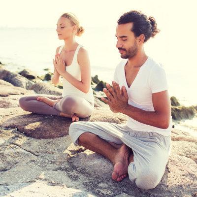 Meditation cloting